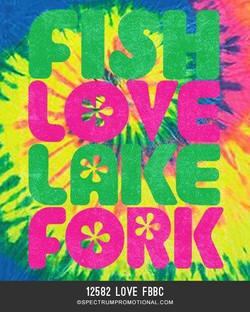 1087LF Flower Bold Lake Fork