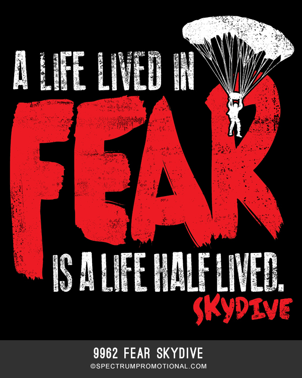 9962 Fear Skydive
