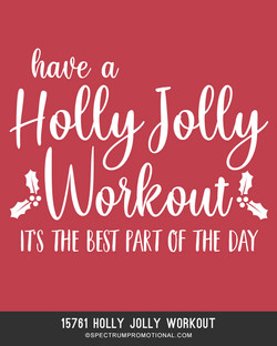 15761 Holly Jolly Workout