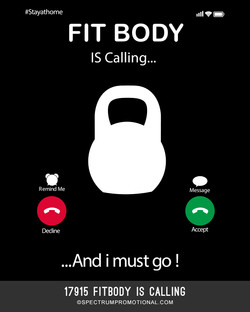 17915 Fitbody is Calling