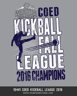 10441 Coed Kickball League 2016