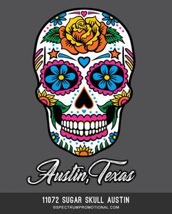 11072 Sugar Skull Austin