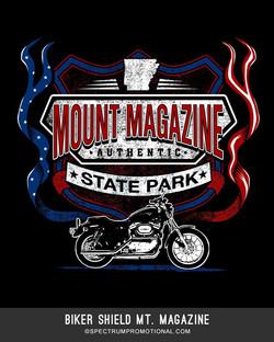 Biker Shield Mt Magazine