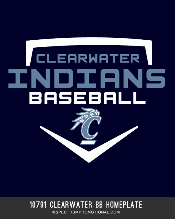 10791 Clearwater BB HomePlate