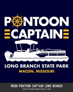 16596 Pontoon Captain Long Branch