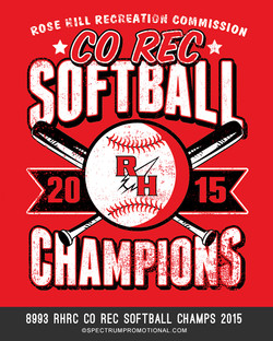 8993 RHRC Co Rec Softball Champs 2015