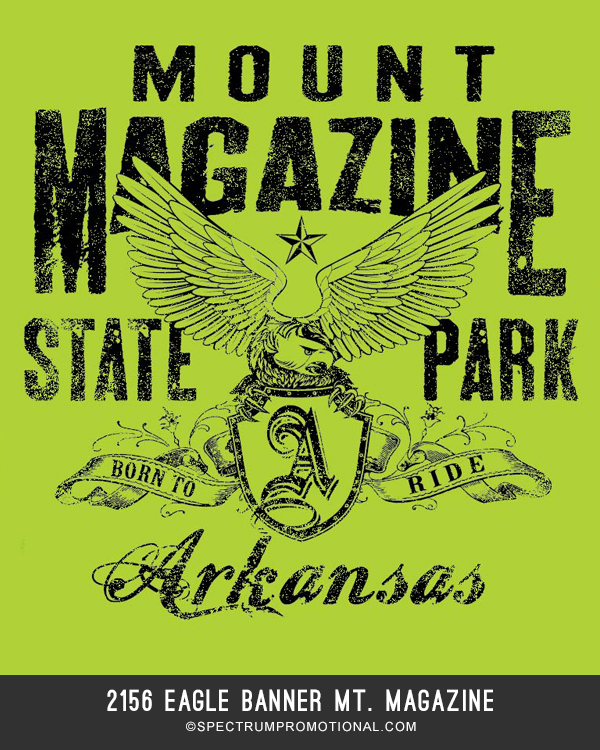 2156 Eagle Banner Mt. Magazine