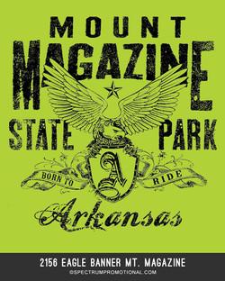 2156 Eagle Banner Mt. Magazine