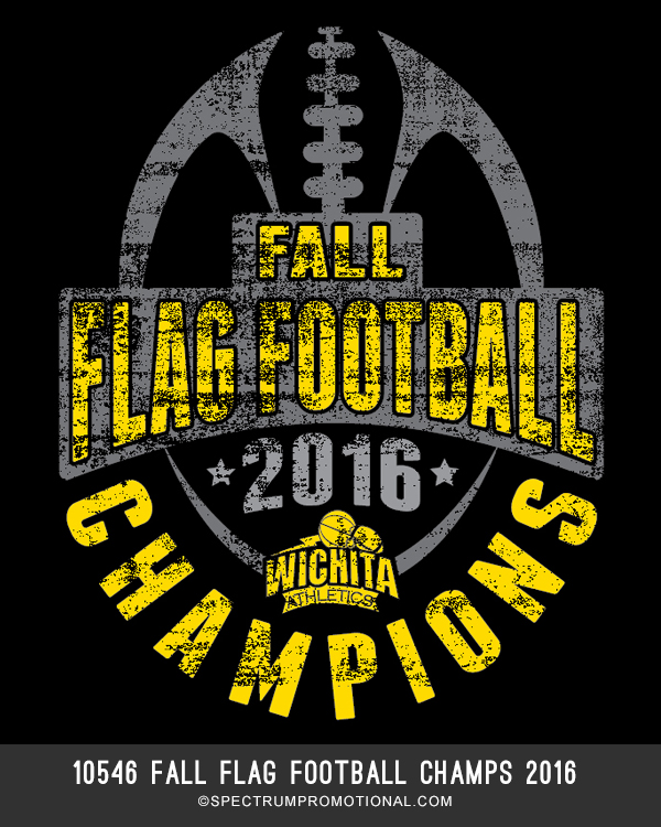 10546 Fall Flag Football Champs 2016