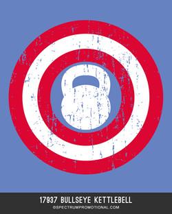 17937 Bullseye Kettlebell