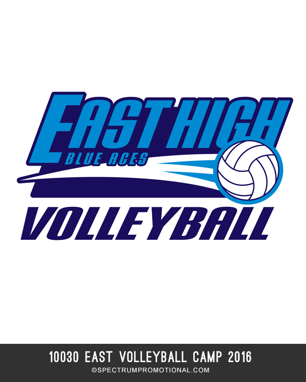 10030 EAst volleyball camp 2016