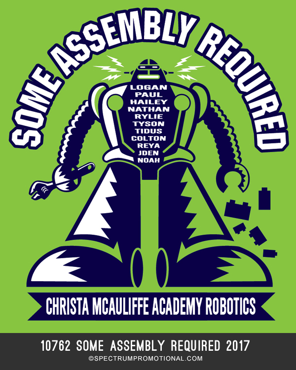 10762 Some Assembly Required 2017