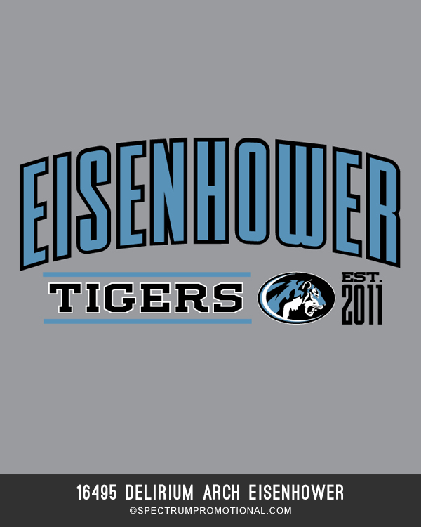 16495 Delirium Arch Eisenhower