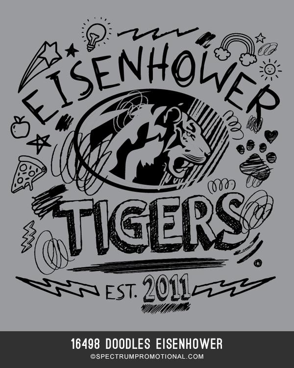 16498 Doodles Eisenhower