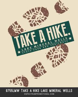 9755LMW Take A Hike Lake Mineral Wells