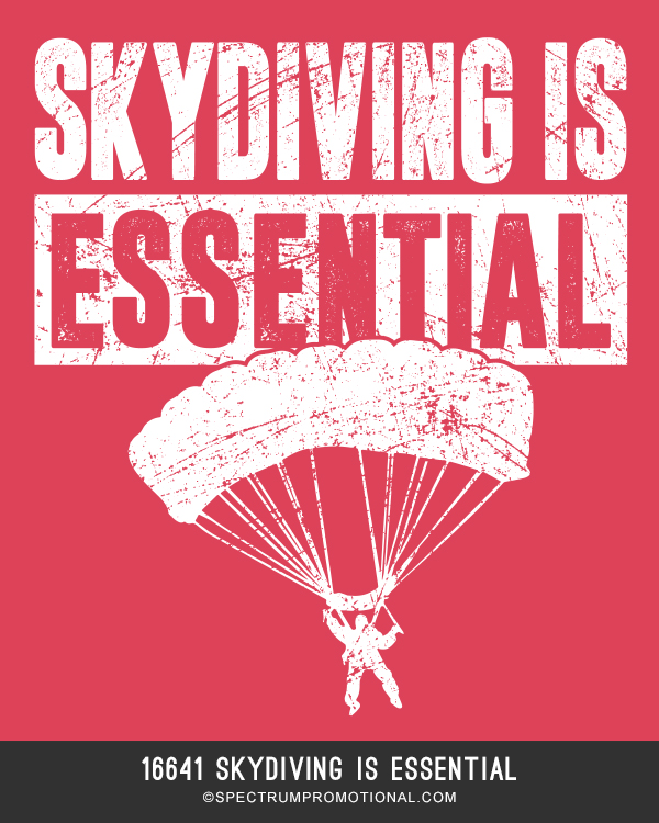 16641 Skydiving is Essential