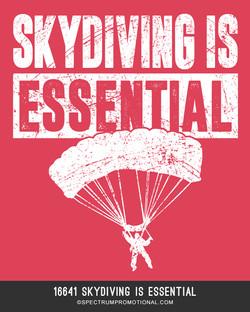 16641 Skydiving is Essential