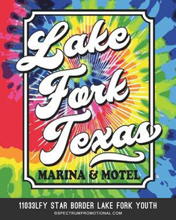 11033LFY Star Border Lake Fork Youth