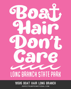 16595 Boat Hair Long Branch