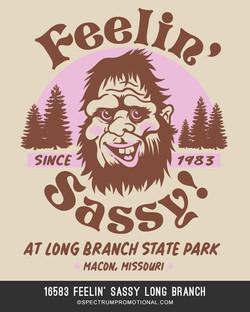16583 Feelin' Sassy Long Branch
