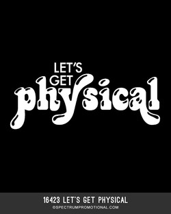 16423 Let's Get Physical