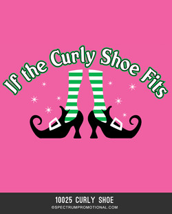 10025 Curly shoe