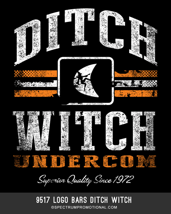 9517 Logo Bars Ditch Witch