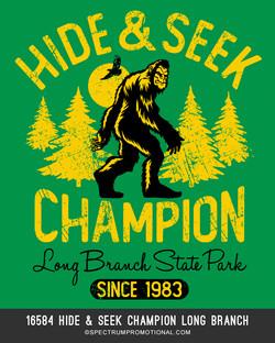 16584 Hide & Seek Champion Long Branch