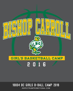 10034 BC Girls B-Ball Camp 2016