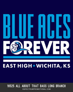 16505 Blue Aces Forever