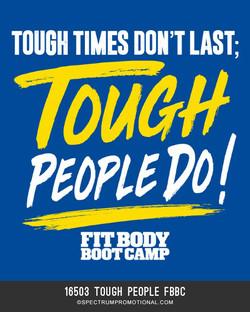 16503 Tough People FBB