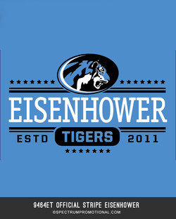 9464ET Official Stripe Eisenhower