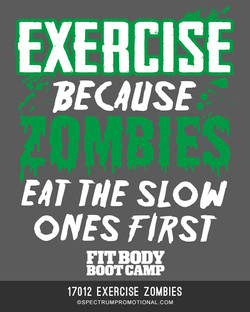 17012 Exercise Zombies