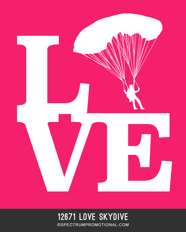 12671 Love Skydive