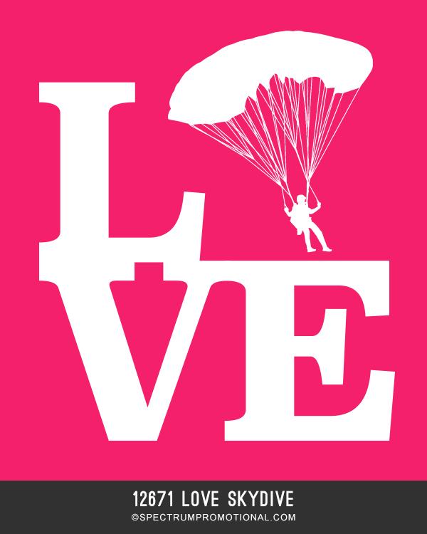 12671 Love Skydive