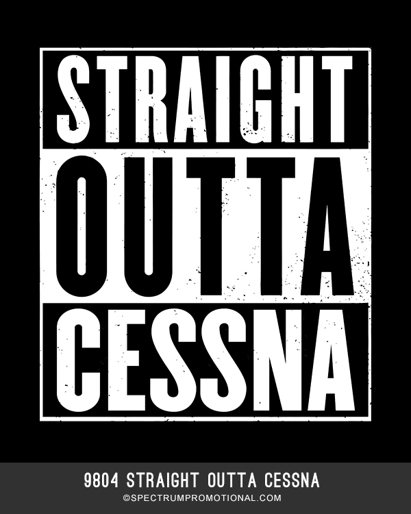 9804 Straight Outta Cessna