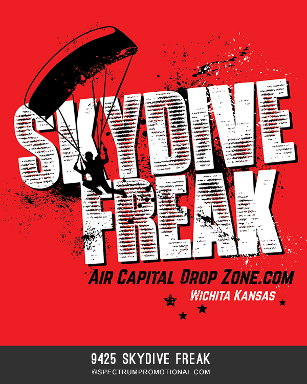 9425 Skydive Freak