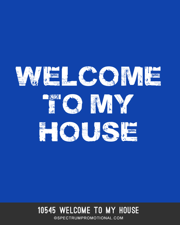 10545 Welcome to My house