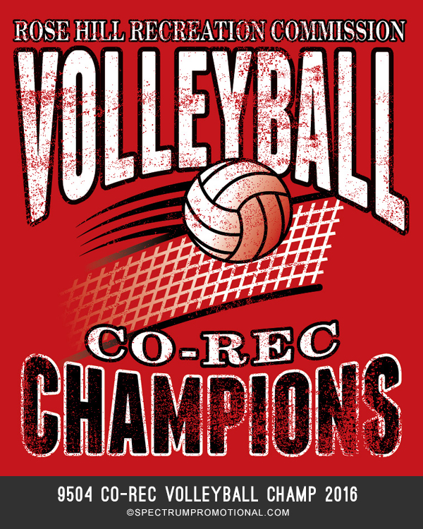 9504 Co-Rec Volleyball Champ 2016