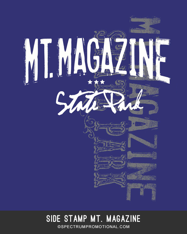 Side Stamp Mt. Magazine