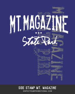 Side Stamp Mt. Magazine
