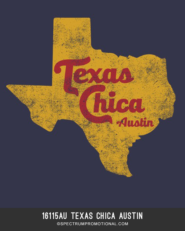 16115AU Texas Chica Austin