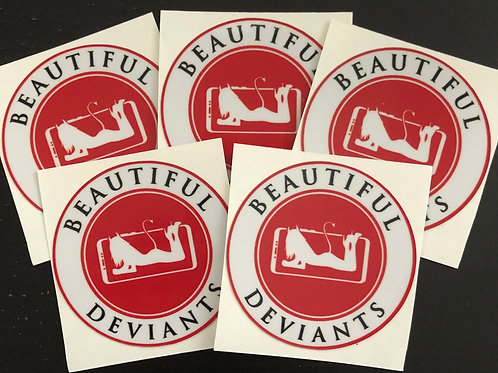 Beautiful Deviants - Slaps (5 Pack)