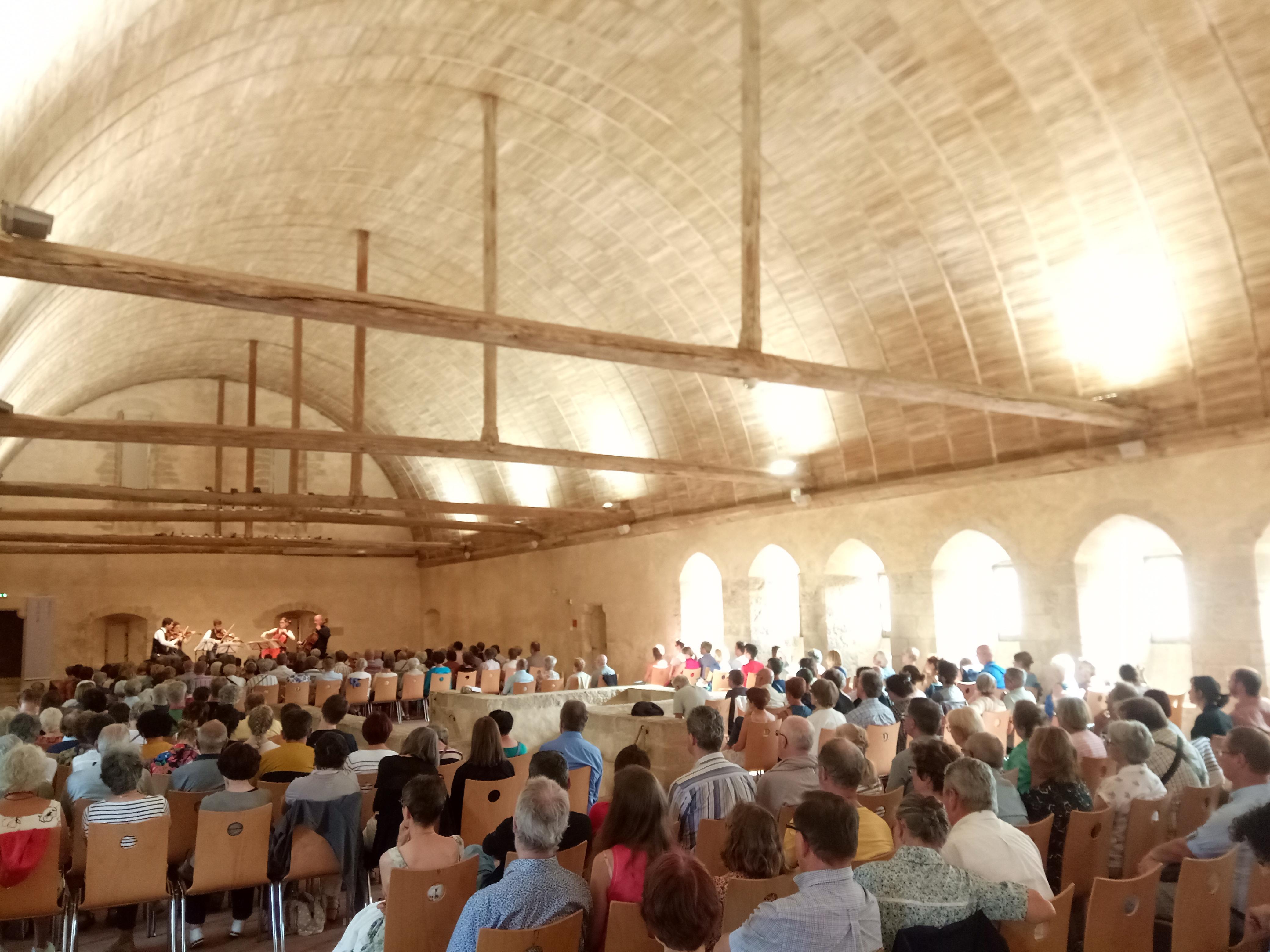 Abbaye Epau 2019