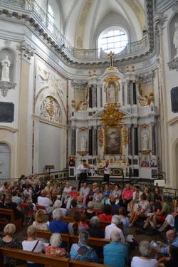 Eglise Visitation 2018