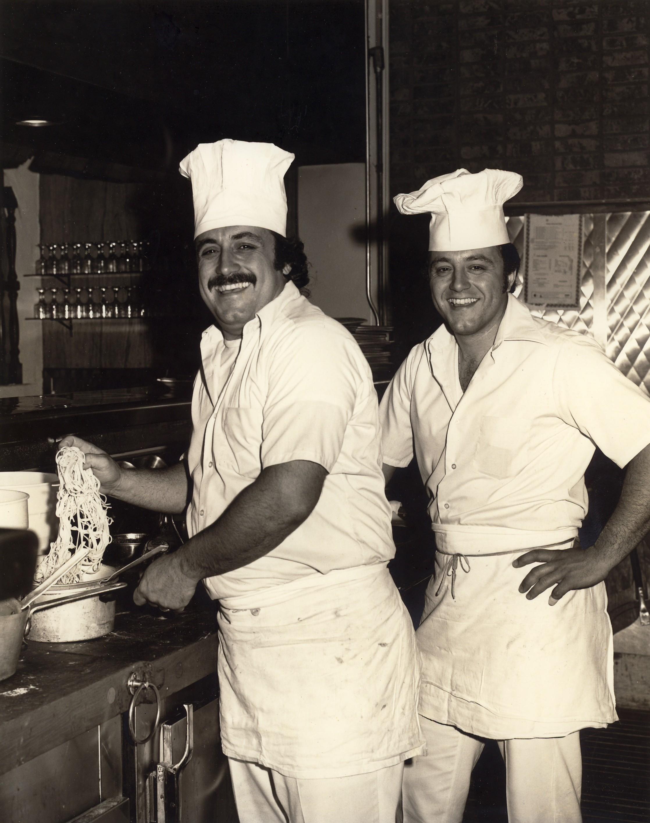 1974 Vince & Pat