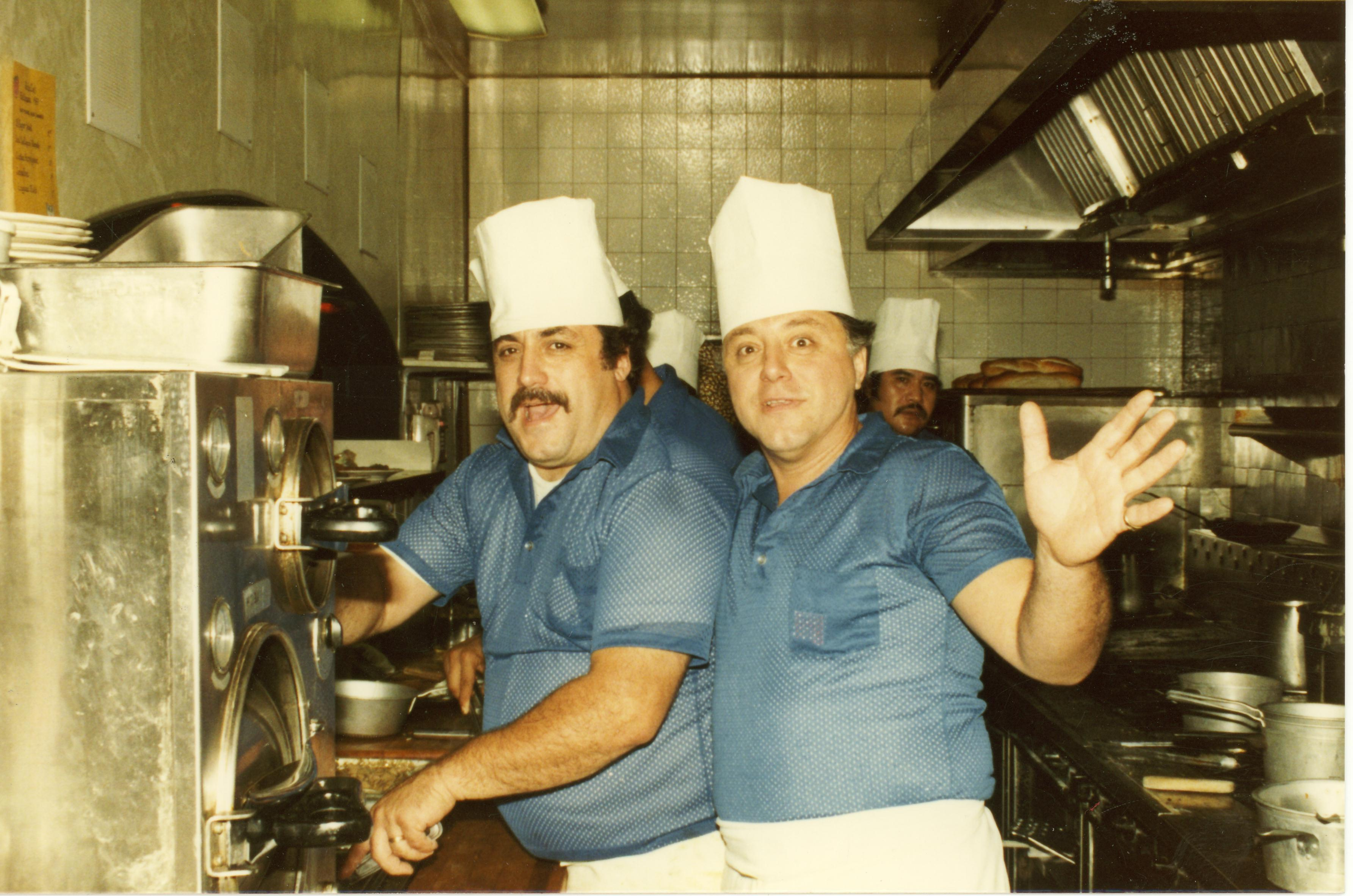 1983 Vince & Pat