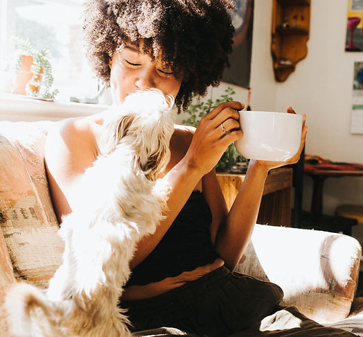 Canva - Woman with Dog.jpg