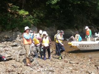 「化石探検ワークショップ」~牡鹿半島を海から観察