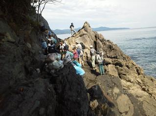 「化石が語る石巻」現地見学会